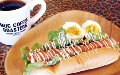 hotdogmorning